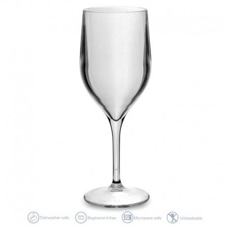 Single wine glass 25cl