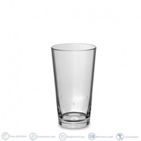 Single highball 35cl glass