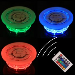 Grip-O LED mood light and remote